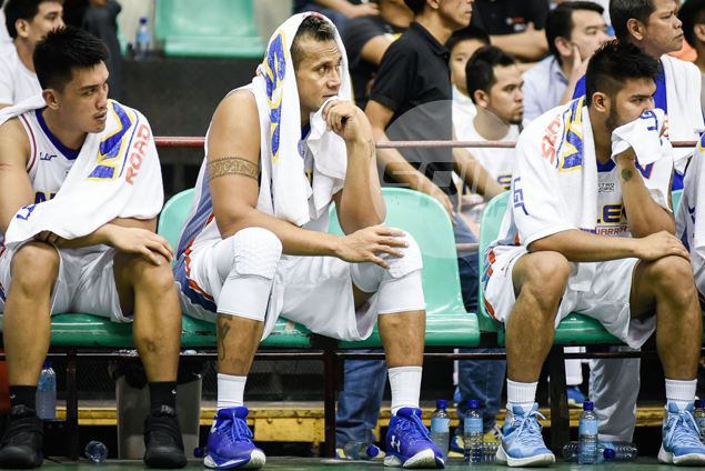 Asi Taulava asks to be traded amid dwindling playing time at NLEX