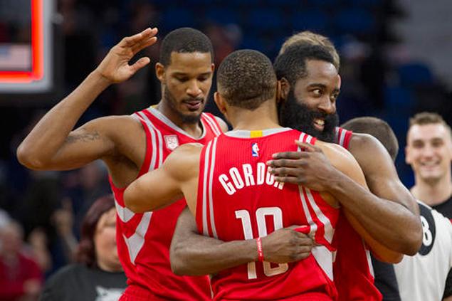 Rockets' Trevor Ariza moves on as NBA investigates confrontation with Mavs' Salah Mejri