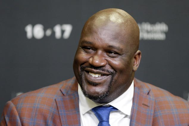 Agent asked for his 'Top 5' NBA player client to be left off Shaqtin a Fool, says Shaq