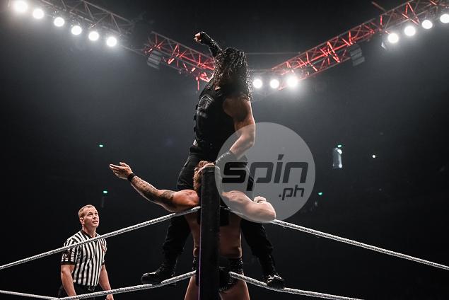 WWE rocks Manila.