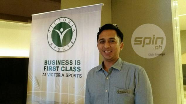 Ex-PBA player Boybits Victoria in new role as top pitchman of state-of-the-art training facility