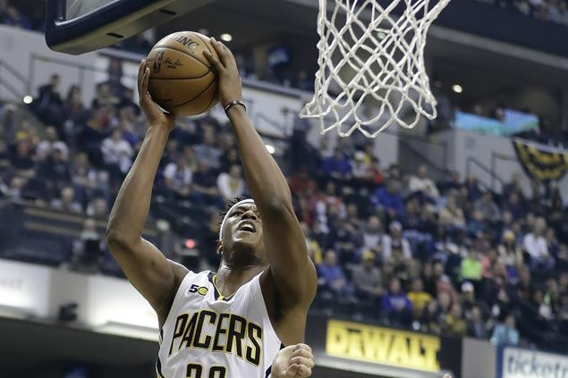 Pacers take charge early and cruise to victory over Magic