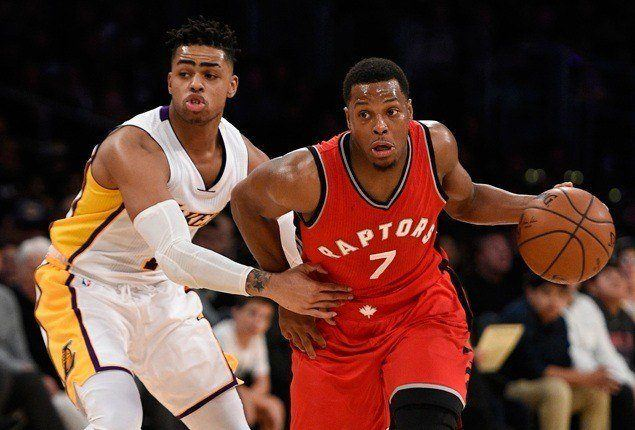 Raptors arrest two-game slide and send Lakers to third straight loss