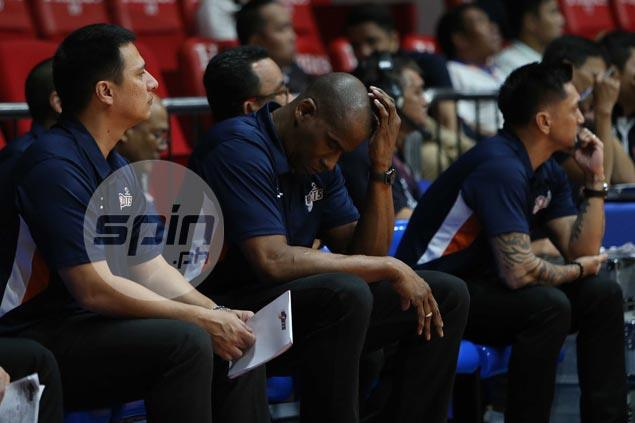 Norman Black pushes alarm button, expects skidding Meralco to begin playing with sense of urgency