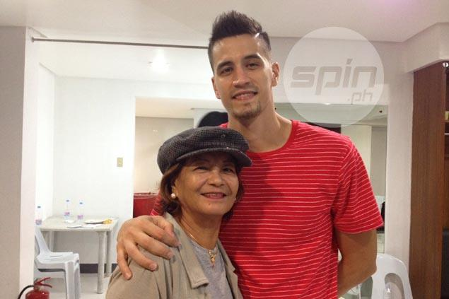 Marc Pingris glad to have wife Danica, Mommy Erlinda by his side through ups and downs of 2016