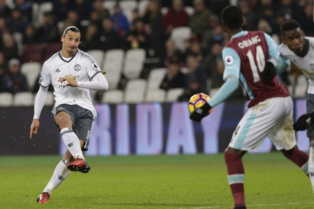Win streak now at six for United with controversial victory over West Ham