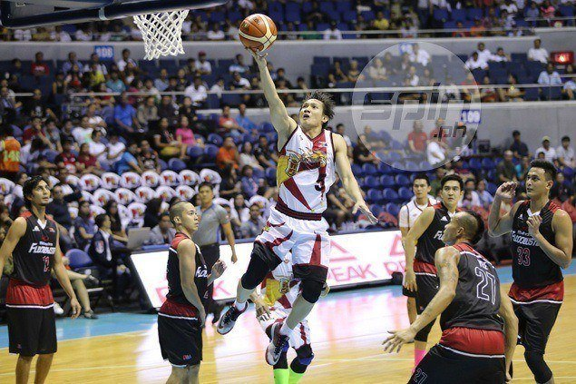 Alex Cabagnot absence bearable for 'strong team' like SMB, says Leo Isaac