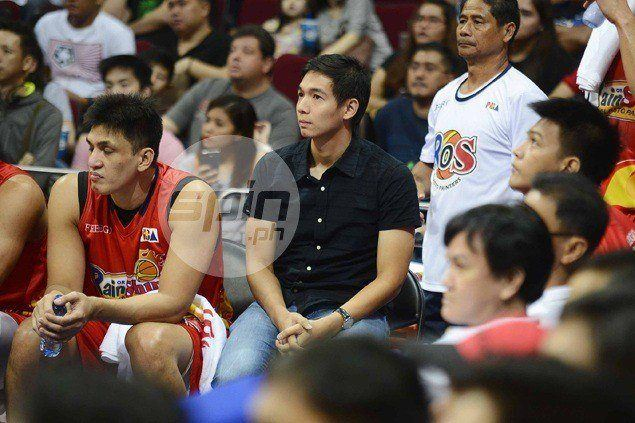 Chris Tiu raring to regain peak form after sitting out over a month due to calf injury