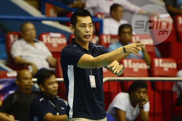 George Pascua takes over as new Cignal head coach replacing Sammy Acaylar