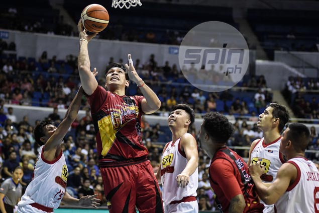 June Mar Fajardo still a 'conundrum' for Cone ahead of Ginebra-SMB showdown