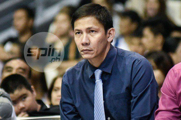 Former PH Youth team coach Olsen Racela excited to make transition to college game