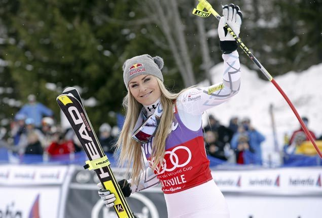 Lindsey Vonn could return to World Cup next week after two months out due to injury
