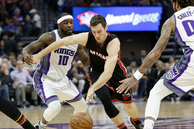 Tyler Johnson, Goran Dragic show way as undermanned Heat beat Kings to end six-game skid