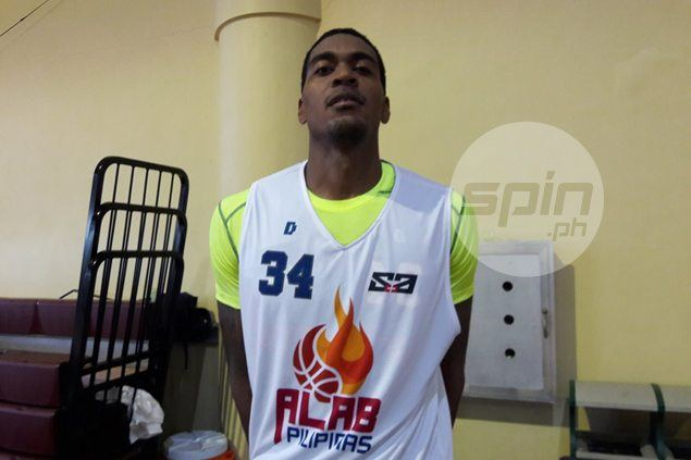 Warm weather, fast-paced Alab system make James Hughes feel at home in Manila