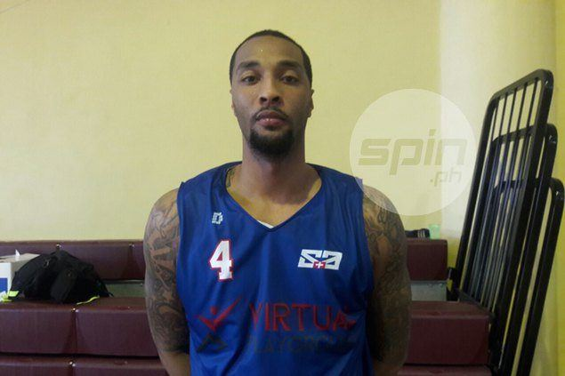 New Alab import Sampson Carter thrilled to reunite with 'brother' Ray Parks Jr.