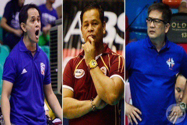 Acaylar, Vicente, Almadro lead candidates for PH volleyball coach as De Jesus begs off