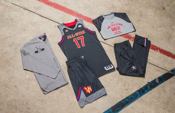 New NBA All-Star jerseys draw flak online for 'dull colors.' What do you think?