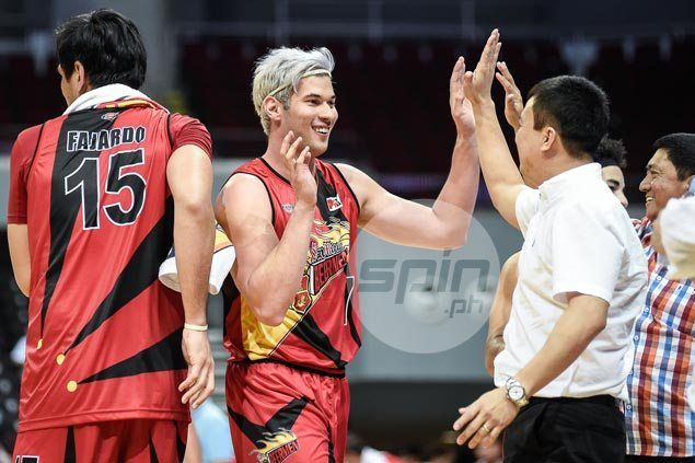 Underutilized Arnold Van Opstal insists he's enjoying every minute of stint with 'humble' Beermen