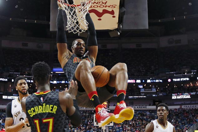 Kyle Korver sits amid trade reports as Hawks ride strong finish to take down Pelicans