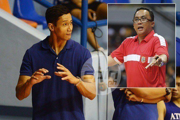 PBA great Danny Ildefonso gives back to alma mater, joins NU Bulldogs as assistant coach