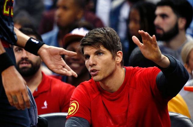 Kyle Korver sad to leave Atlanta, but admits Cavaliers 'a great, great fit for me'