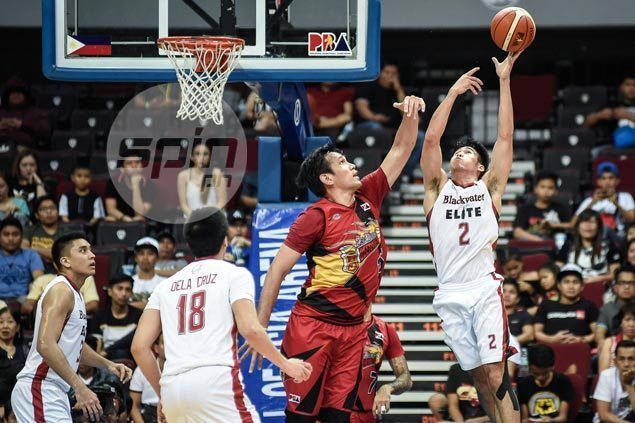 Mac Belo scores just four points but learned a lot from SMB in terms of composure