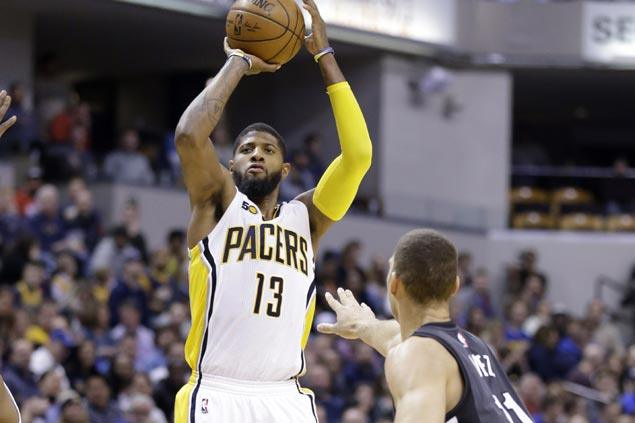 Pacers pull away in the third to turn back slumping Nets and stretch win run to four