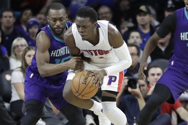 Reggie Jackson wins it at the line as Pistons avert collapse, prevail in wild finish over Hornets