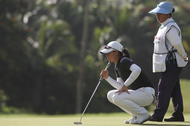Katsuragawa, Saso open five-shot leads in Philippine Amateur golf at Riviera