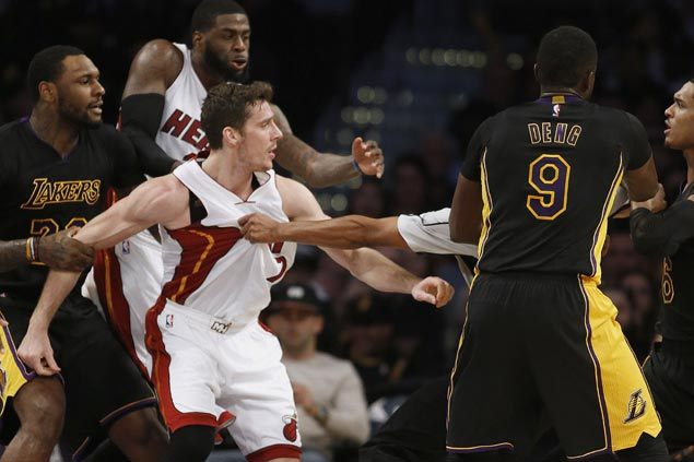 Jordan Clarkson shrugs off scuffle with Goran Dragic, but insists 'we're not gonna back down'