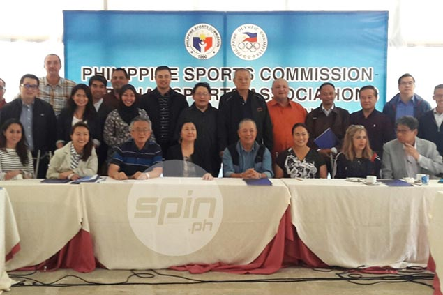 Ramirez believes stronger ties between PSC, NSAs bound to reinvigorate PH sports