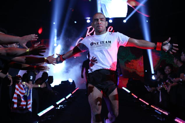 Rene Catalan looks to halt Indonesian foe's rise, eyes own title shot with win in ONE Jakarta card