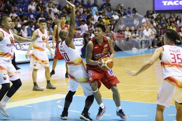 Ronnie Matias, Don Trollano earn praise for stepping up in Norwood, Almazan absence