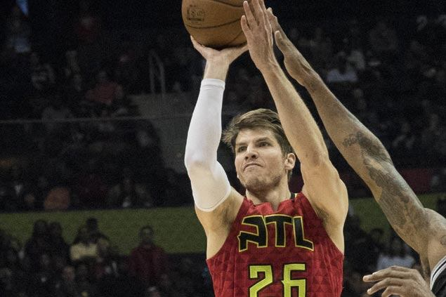 Hawks' Twitter bids Kyle goodbye with short, sweet 'Korver Kounter' retirement