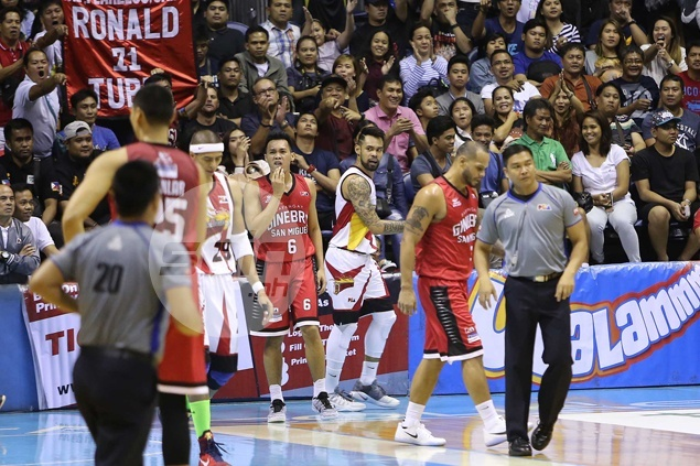 Defensive lynchpin Ronald Tubid takes charge on offense for misfiring San Miguel