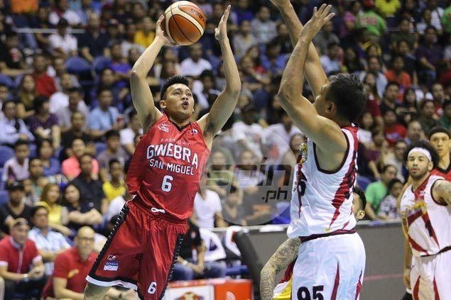 Scottie Thompson says Ginebra must learn to win close games without Justin Brownlee