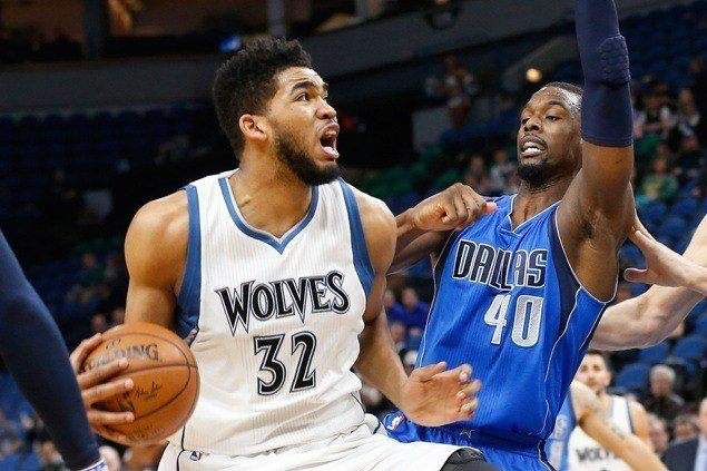 Karl-Anthony Towns stars as Timberwolves arrest four-game slide with win over Mavs