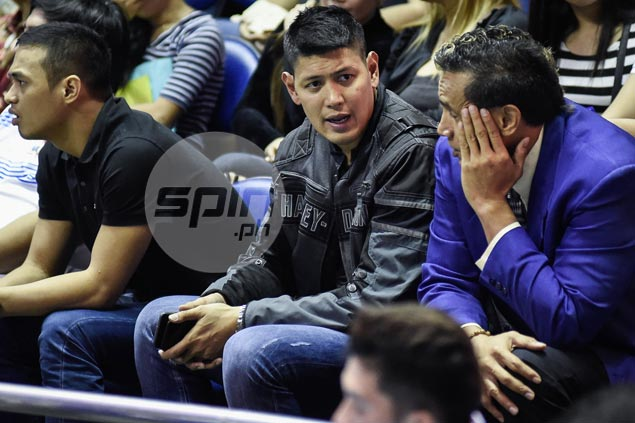Reunited with Yeng Guiao, Rico Villanueva helps bridge gap between NLEX teammates and fiery coach