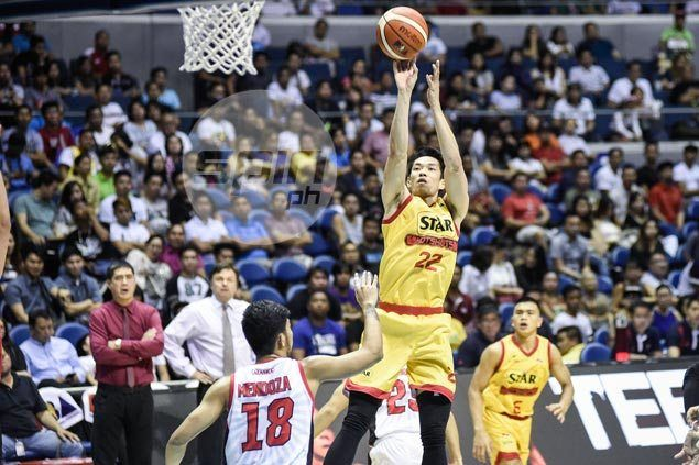 Victolero, Lee quick to leap to defense of misfiring Allein Maliksi after Star's OT loss