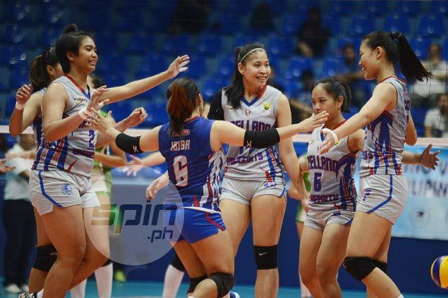 Arellano Lady Chiefs gain solo second after payback win over CSB Lady Blazers