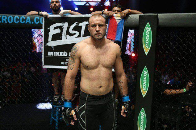 Ukrainian Igor Subora proud to represent Philippines in ONE light heavyweight debut