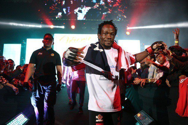 Jerome Paye eyes impressive win in ONE Jakarta card to put Liberia on MMA map