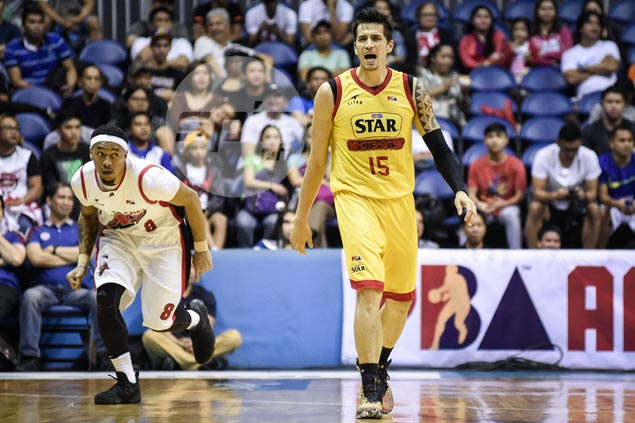 Marc Pingris says Star loss more than just about Maliksi misses: 'Kami 'yung unang bumigay'