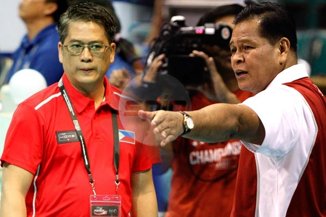 Vicente named national women's volley head coach, Acaylar tapped to lead men's squad