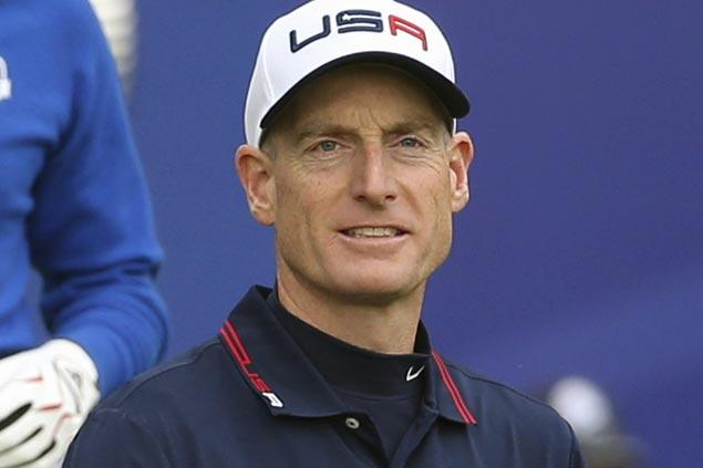 Jim Furyk appointed captain as US looks to win Ryder Cup on European soil for the first time in 25 years
