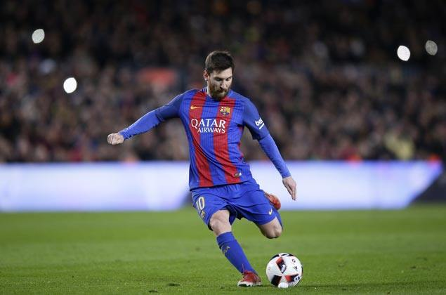 Lionel Messi scores on free kick again to lift Barca past Athletic Bilbao and into Copa del Rey quarters
