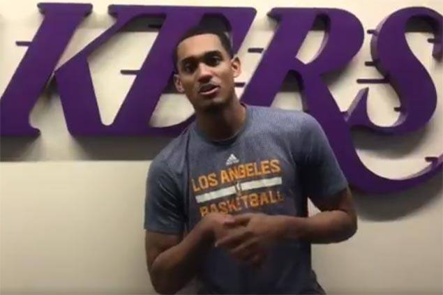 Jordan Clarkson thanks Filipino fans for NBA All-Star support, calls for more votes