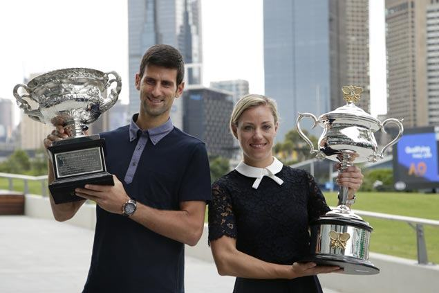 Djokovic opens vs Verdasco; top-seed Murray, Federer fall in same quarter in Aussie Open draw