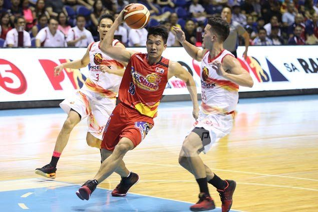James Yap welcomes possibility of quarterfinal face-off against former team Star