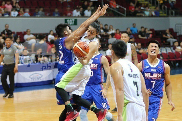 GlobalPort shows it's more than just Romeo, Pringle, deals NLEX a lopsided loss